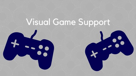 visual games social skills support