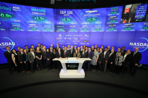 Infiniteach Rings In the NASDAQ Closing Bell with 2015 Chicago Innovation Award Winners