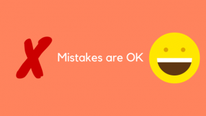 Making Mistakes Social Guide