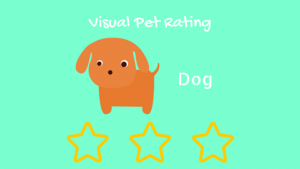Visual Pet Rating