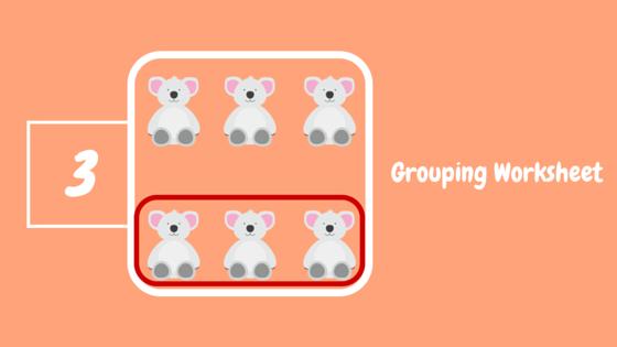 grouping worksheet