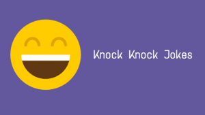 Knock Knock Jokes Communication Activity