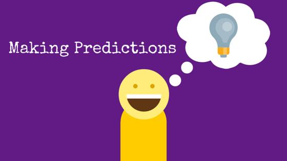 Reading Comprehension Making Predictions
