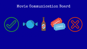 Movie Communication Board