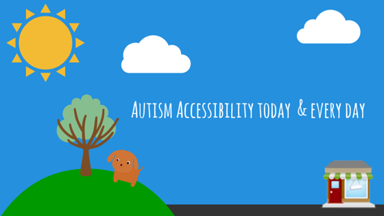Autism Awareness accessibility