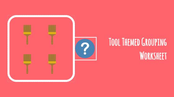 grouping tool worksheet