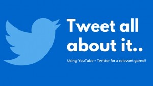 Tweet all about it! Teaching tweeting + YouTube