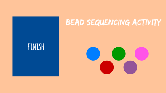 bead sequencing activity