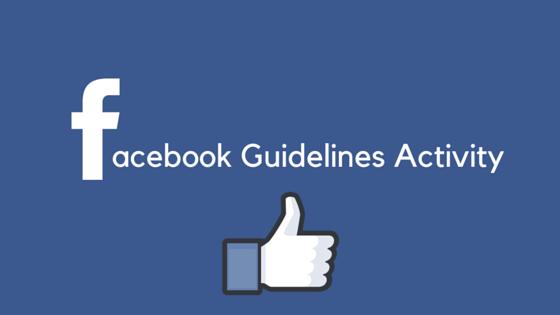 facebook guidelines