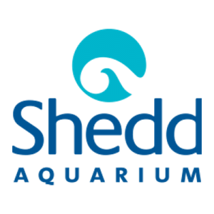 Logo for the Shedd Aquarium