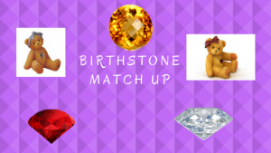 Birthstone Match up