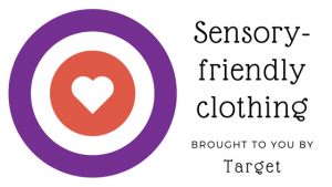 Sensory-friendly clothes by Target