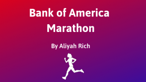 Bank Of America Marathon 2019
