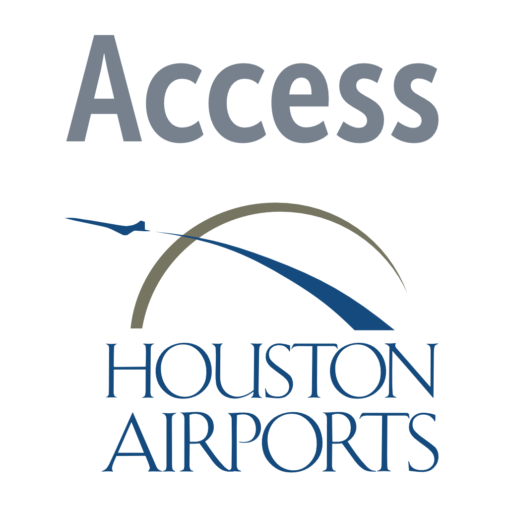 Access Houston Airports app icon