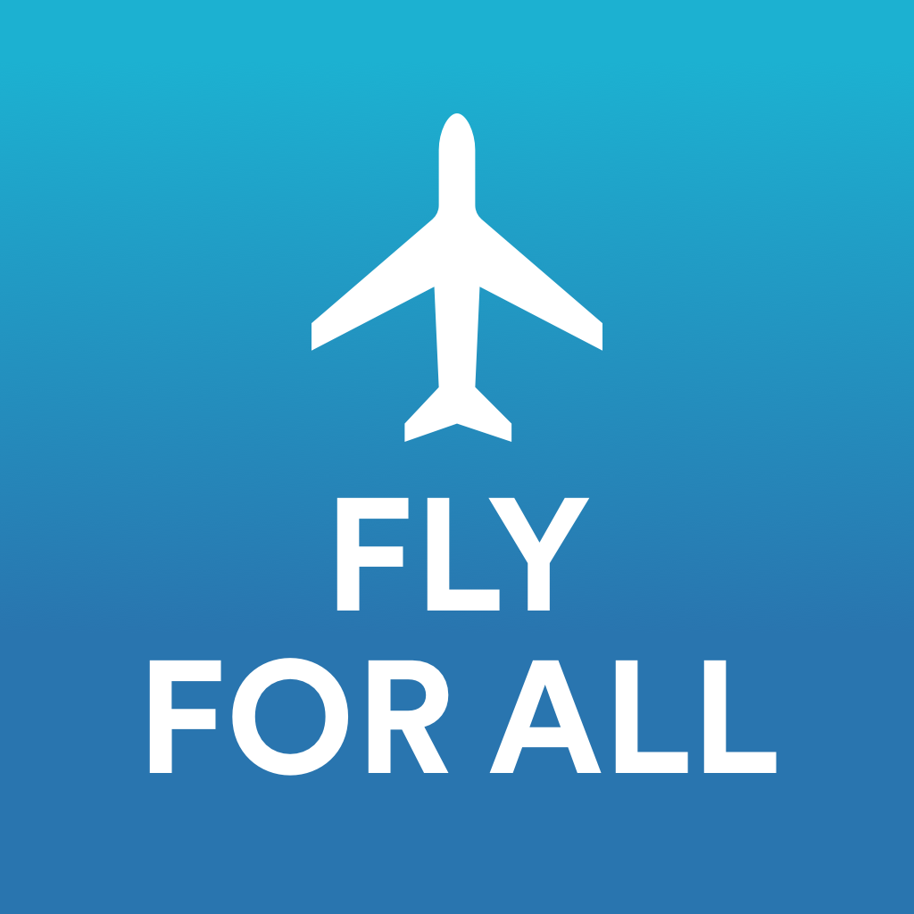 Fly for All Alaska Airlines app icon