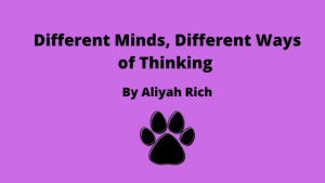 Different Minds, Different Ways of Thinking